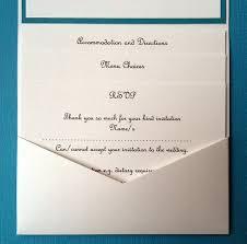 Pocket Invites How To Make Pocketfold Wedding Invitations Wedding Invitations