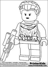 lego star wars padme amidala warrior princess coloring