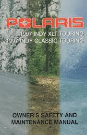 manuals 26351 1997 polaris snowmobile indy touring owners