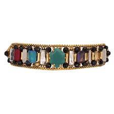 jewelled headband valliyan by nitya arora 18kt gold plated jewelled headband