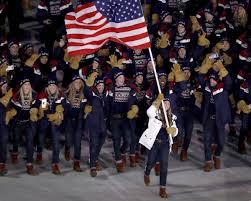 Flag Of South Korea Amid Tense Geopolitical Backdrop Pyeongchang Opening Ceremony
