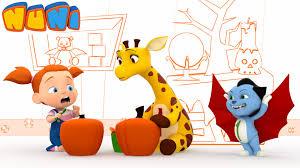halloween animations clip arts nuni halloween special youtube
