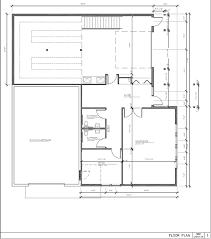 plan view floor plan drawing greater tuckerton food pantry