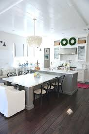 Contemporary Kitchen Islands With Seating How To Design A Kitchen Island With Seating Folrana