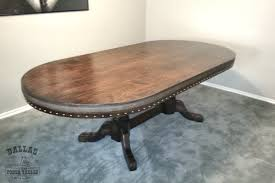 8 foot non racetrack oval poker table dallas custom poker tables
