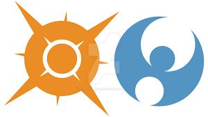 sun and moon symbols by rokudaimemashu on deviantart