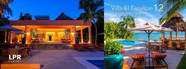 12 bedroom vacation rental villa el farallon 12 luxury punta de mita vacation rental villa