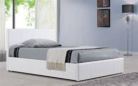 single leather beds u0026 bed frames furniture choice