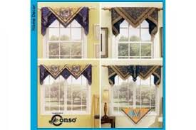 Patterns For Curtain Valances Free Printable Valance Sewing Patterns Simplicity Window