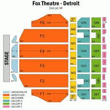 fox theater floor plan fox theatre seating chart st louis www napma net