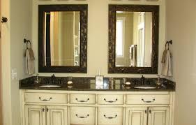 mirror dresser sink amazing antique bathroom mirrors vintage