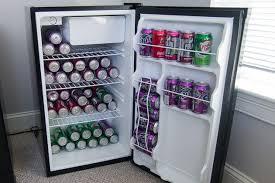 small beer fridge glass door the best cheap mini fridge the sweethome