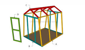 How To Build A Shed Base Out Of Wood by 10 Diy Greenhouse Plans You Can Build On A Budget The Self