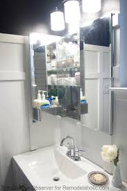 bathroom wall cabinet ideas remodelaholic 25 brilliant in wall storage ideas for every room