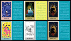 american tarot cards