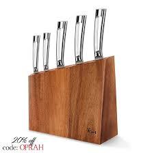 german steel kitchen knives cangshan n1 series 59205 6 german steel forged knife block