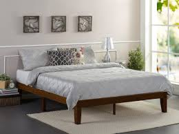 solid base platform bed wayfair