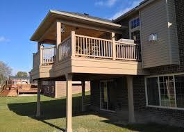 autumn wood construction oakland county michigan deck builder
