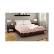 queen storage bed ebay