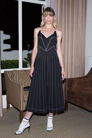 jaime king valentino and instyle cocktail party in los angeles