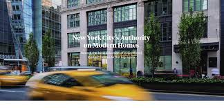 the authority in modern homes in new york city
