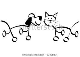 dog drawing outline simple stock images royalty free images