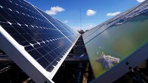 solar power utilities seek solar power as sides with coal fossil fuels