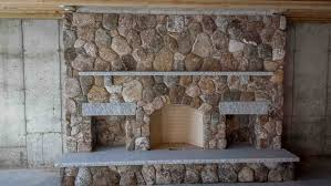 build your own stone fireplace home design very nice photo and