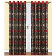 Black And Red Kitchen Curtains by Gray And Black Kitchen Curtains Curtains Home Design Ideas
