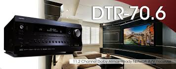 home theater receiver 2 hdmi outputs home integra home theater