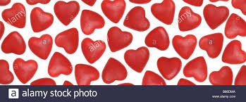 s day heart candy s day candy hearts isolated on white background stock