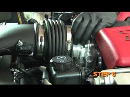 c6 corvette cold air intake how to install a c6 corvette k n air intake system