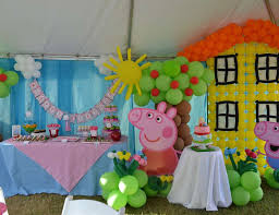 peppa pig party supplies peppa pig birthday peppa pig party catch my party