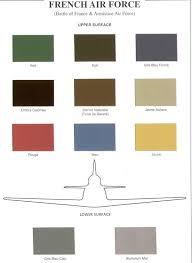 iliad design aircraft colour charts