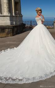 white wedding gowns white lace gown wedding dresses with sleeves the