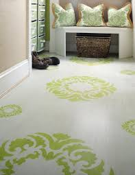 Painted Rug Stencils 782 Best Floors Images On Pinterest