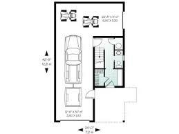 Carriage House Apartment Plans Garage Apartment Plans Carriage House Plan With Tandem Bay