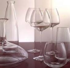 bicchieri rosenthal bicchieri rosenthal tac drop divino calici cristallo