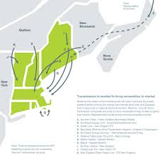 New England States Map by New England Energy Market U2014 Maine Power Express