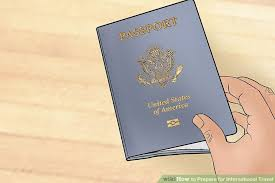 3 ways to prepare for international travel wikihow