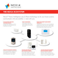 smart home systems nexia z wave bridge smart home hub br100 connected home