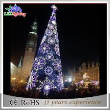 Outdoor Christmas Spiral Tree Decorations by China 5m Outdoor Led 3d Christmas Spiral Tree Holiday Decoration