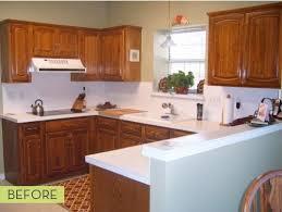 Diy Kitchen Makeovers - novel kitchen makeover kitchen 756x286 31kb
