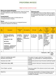proforma invoice template doc proforma invoice template doc proforma invoice template for word 650x891 gmxpbo vfabdc jpg