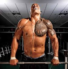 the rock workout how dwayne johnson gets his pop workouts