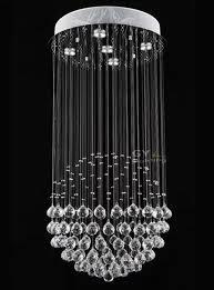 Modern Crystal Chandeliers D50 H80cm Modern Crystal Chandeliers Kitchen Lighting Bedroom