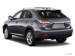 lexus suv hybrid used 2013 lexus rx hybrid prices reviews and pictures u s