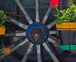 rustic garden ideas