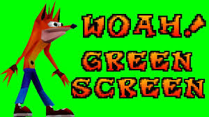 Woah Meme - woah green screen original animation by chris patstone youtube