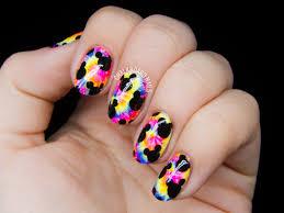 Meme Nail Art - trippy mickeys nail art chalkboard nails nail art blog